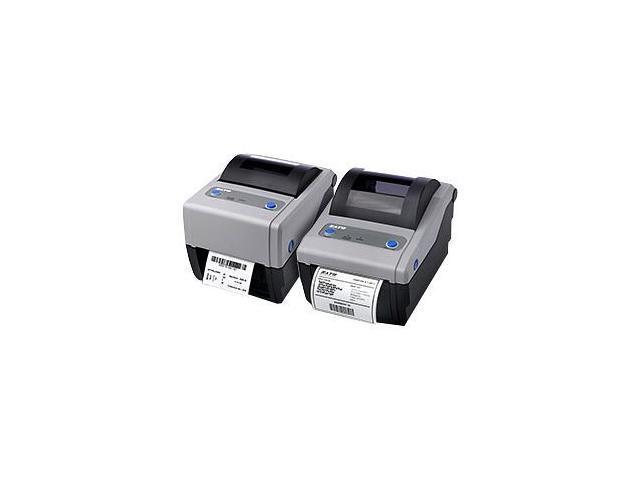 Sato Compact CG408 Direct Thermal Printer - Monochrome - Desktop - Label Print