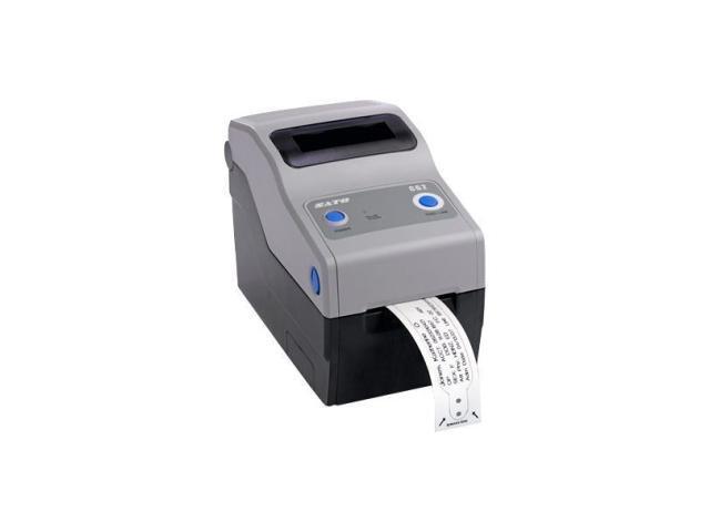 Sato Compact CG212 Direct Thermal Printer - Monochrome - Desktop - Label Print