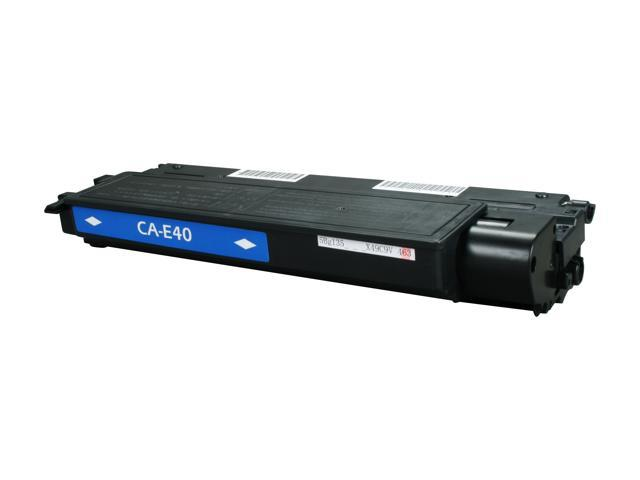 Rosewill RTCA-E40 (E40) Black Toner Replaces Canon E-40 1491A002