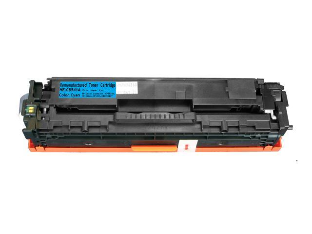 Rosewill RTCA-CB541A Cyan Toner Replaces HP 125A CB541A