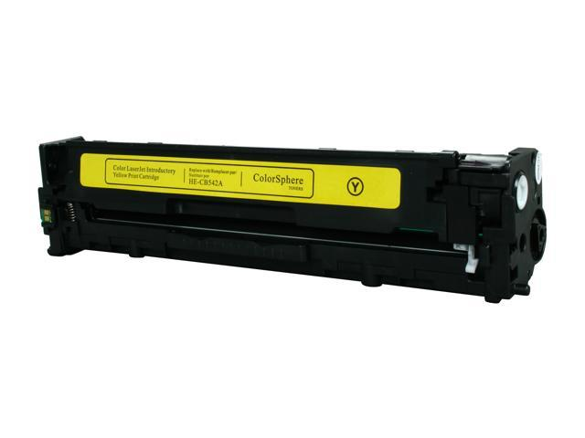 Rosewill RTCA-CB542A Yellow Toner Replaces HP 125A CB542A