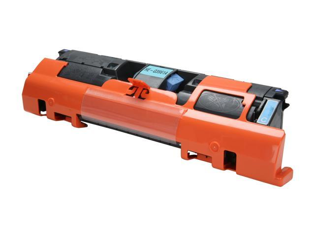 Rosewill RTCA-Q3961A Cyan Toner Replaces HP 122A Q3961A