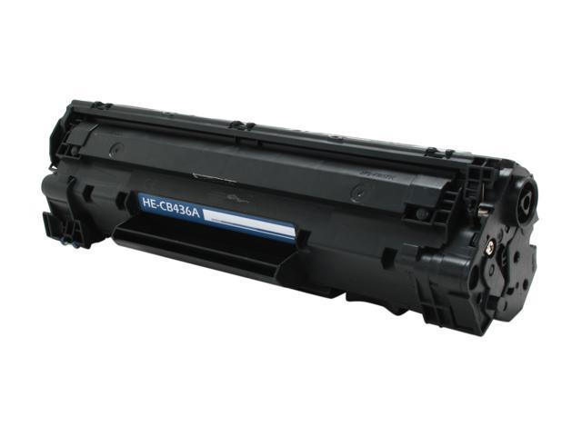 Rosewill RTCA-CB436A Black Toner Replaces HP 36A CB436A