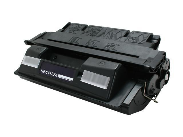 Rosewill RTCA-C4127X High Yield Black Toner Replaces HP 27X C4127X 27A C4127A
