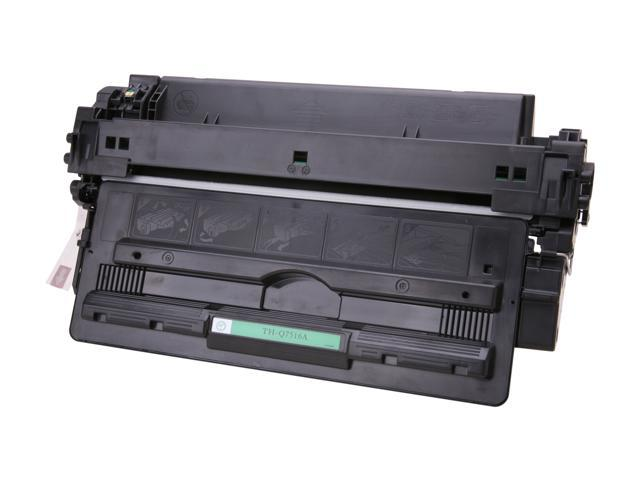 Rosewill RTCG-Q7516A Black Toner Replaces HP 16A Q7516A