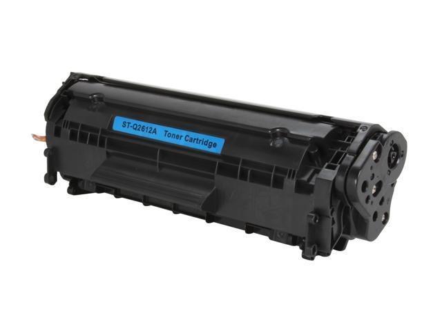 Rosewill RTCG-Q2612A Black Toner Replaces HP 12A Q2612A