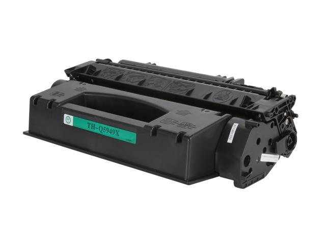 Rosewill RTCG-Q5949X High Yield Black Toner Replaces HP 49X Q5949X 49A Q5949A