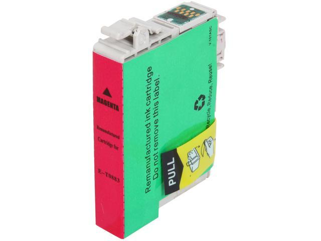 Rosewill RTCG-T088320 Pigment Based Ink Cartridge Replaces Epson 88 T088320 Magenta