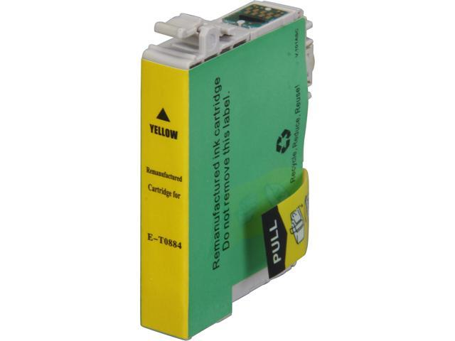 Rosewill RTCG-T088420 Pigment Based Ink Cartridge Replaces Epson 88 T088420 Yellow