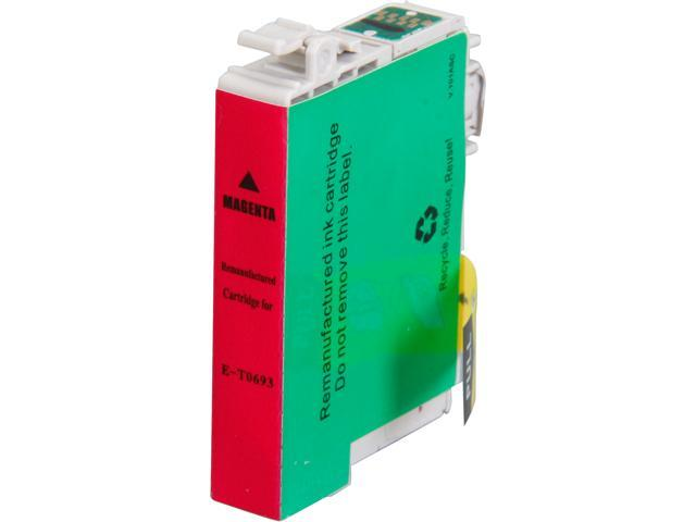 Rosewill RTCG-T069320 Pigment Based Ink Cartridge Replaces Epson 69 T069320 Magenta