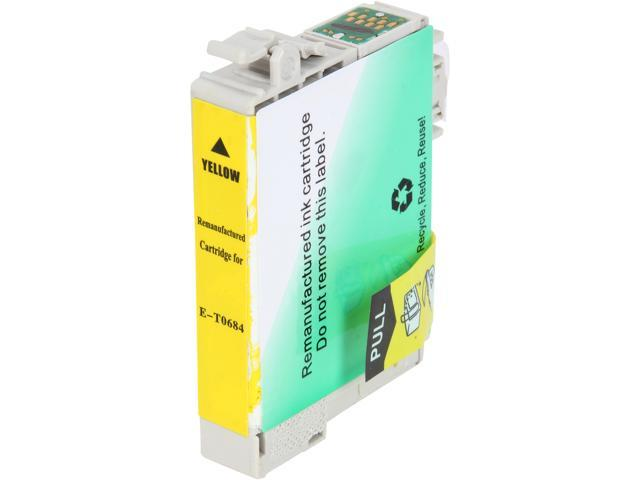 Rosewill RTCG-T068420 Pigment Based Ink Cartridge Replaces Epson 68 T068420 Yellow
