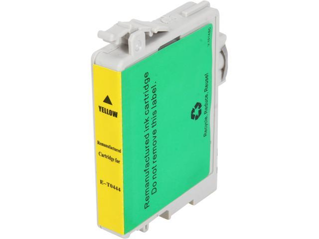 Rosewill RTCG-T044420 Pigment Based Ink Cartridge Replaces Epson T044 T044420 Yellow