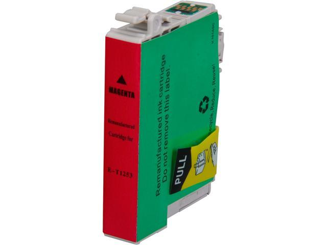 Rosewill RTCG-T125320 Pigment Based Ink Cartridge Replaces Epson 125 T125320 Magenta