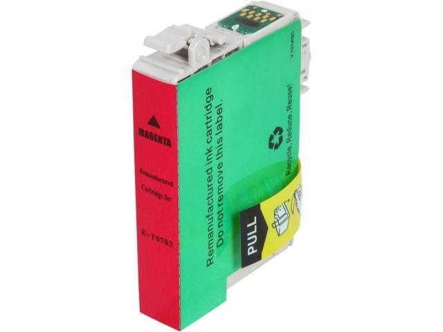 Rosewill RTCG-T078320 Pigment Based Ink Cartridge Replaces Epson 78 T078320 Magenta