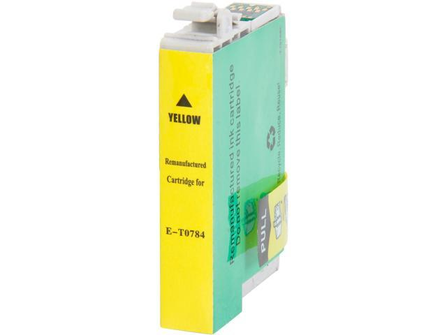 Rosewill RTCG-T078420 Pigment Based Ink Cartridge Replaces Epson 78 T078420 Yellow
