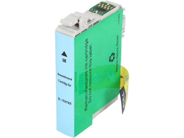 Rosewill RTCG-T078520 Pigment Based Ink Cartridge Replaces Epson 78 T078520 Cyan