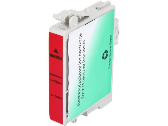 Rosewill RTCG-T048320 Magenta Pigment Based Ink Cartridge Replaces Epson T048 T048320