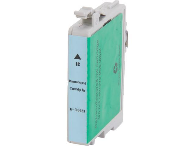 Rosewill RTCG-T048520 Cyan Pigment Based Ink Cartridge Replaces Epson T048 T048520