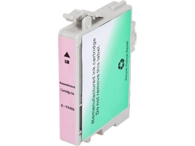 Rosewill RTCG-T048620 Magenta Pigment Based Ink Cartridge Replaces Epson T048 T048620