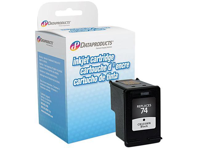 Dataproducts DPC74BK Ink Cartridge Black