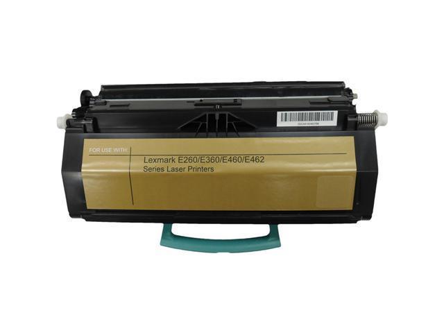 V7 Toner Cartridge - Remanufactured - Black