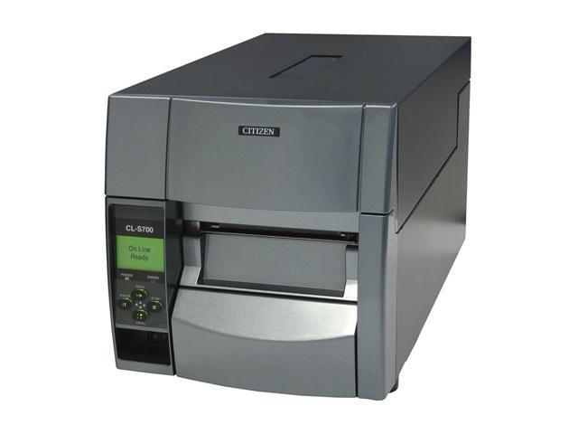 CITIZEN CL-S700 Direct Thermal/Thermal Transfer 10 in/s 203 dpi Thermal Label Printer - Retail