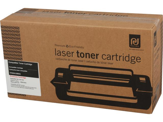 Print-Rite TFHE01BRUJ Black Toner Replaces HP 36A CB436A