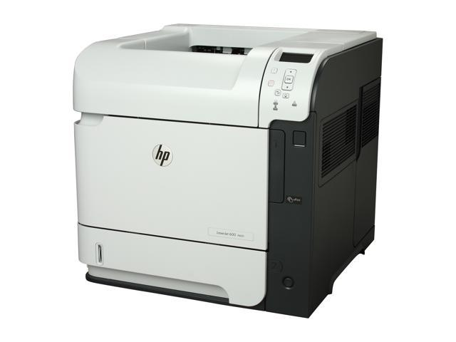 HP LaserJet Enterprise 600 M601dn Workgroup Up to 45 ppm Monochrome Laser Printer