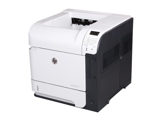 HP LaserJet Enterprise 600 M603n Workgroup Up to 62 ppm Monochrome Laser Printer