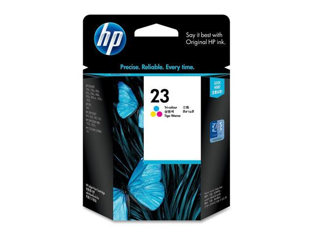 HP 23 Tri-color Ink Cartridge(C1823D)