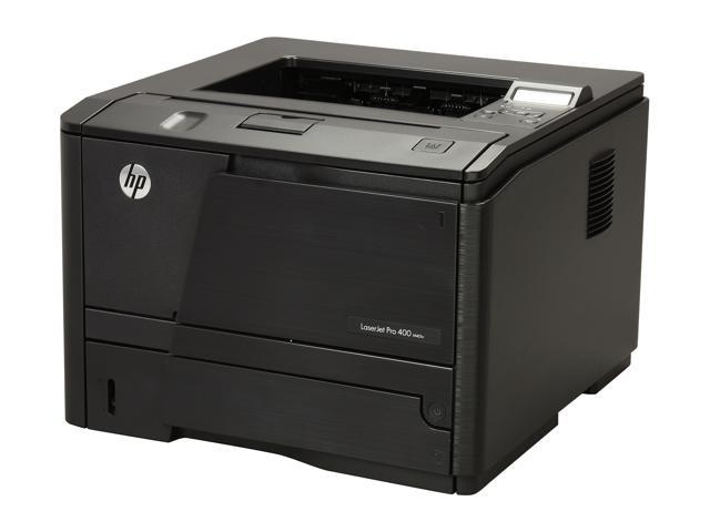 HP LaserJet Pro 400 M401n Workgroup Up to 35 ppm Monochrome Laser Printer