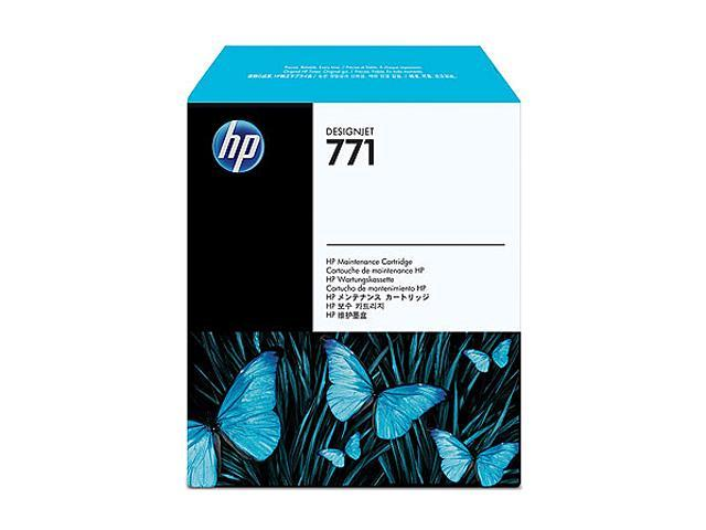 HP 771 Designjet Maintenance Cartridge(CH644A)