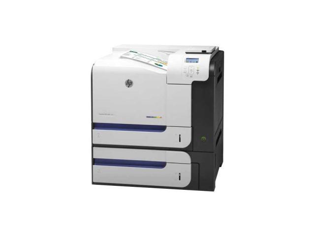 HP LaserJet M551 M551XH Laser Printer - Color - Plain Paper Print - Desktop