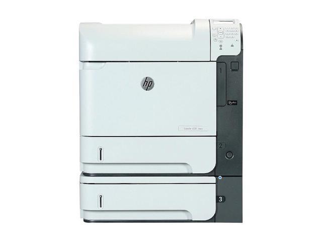 HP LaserJet 600 M603XH Laser Printer - Monochrome - Plain Paper Print - Desktop