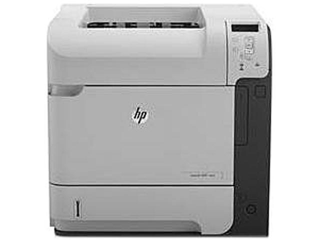 HP LaserJet Enterprise 600 M601n Workgroup Up to 45 ppm Monochrome Laser Printer