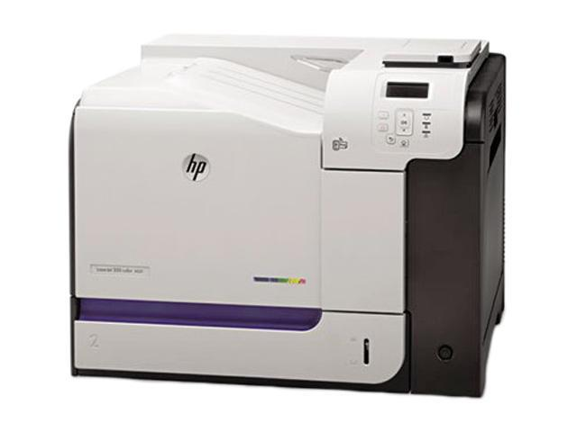 HP LaserJet Enterprise 500 Color M551dn Workgroup Up to 33 ppm 1200 x 1200 dpi Color Print Quality Color Laser Printer