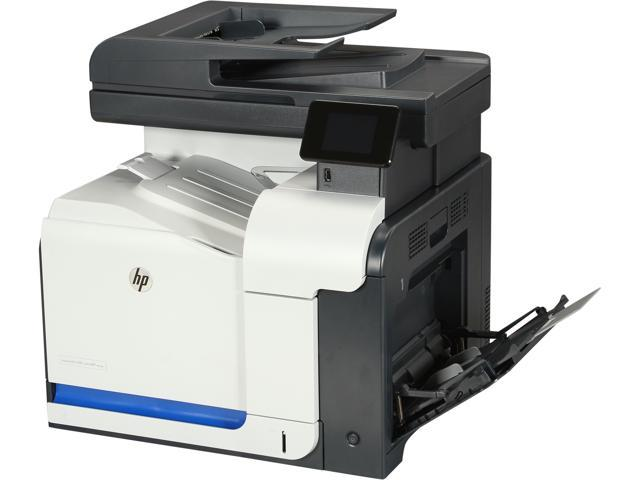 HP LaserJet Pro 500 MFP M570dn MFP Up to 31 ppm 600 x 600 dpi Color Print Quality Color Laser Printer