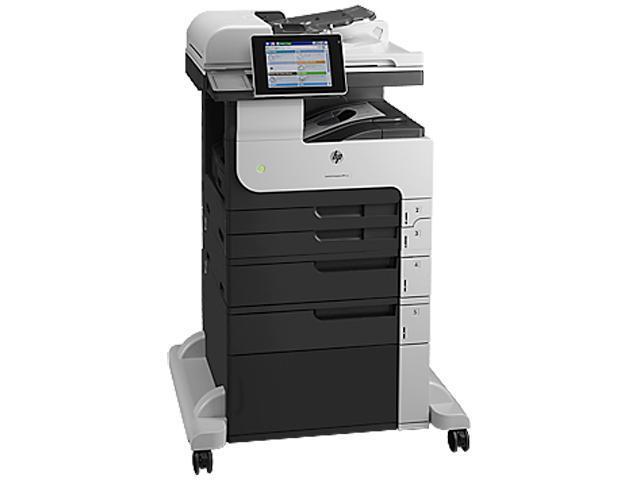 HP LaserJet Enterprise MFP M725 series M725f Workgroup Up to 40 ppm (Black, letter) Monochrome Laser Printer