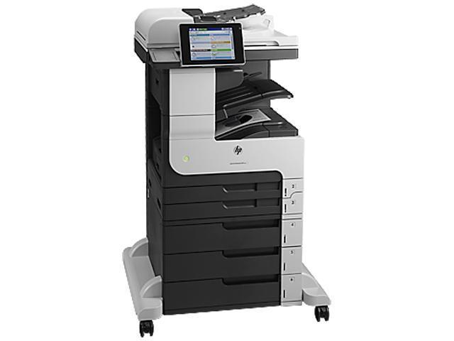 HP LaserJet Enterprise MFP M725 series M725z Workgroup Up to 40 ppm (Black, letter) Monochrome Laser Printer