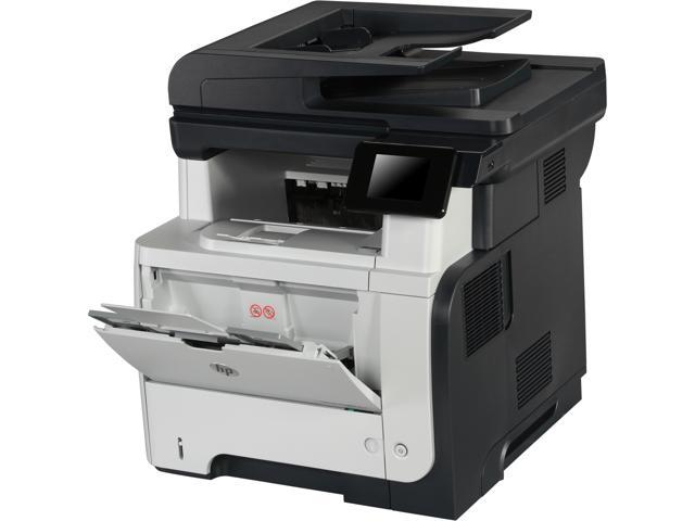 HP LaserJet Pro M521dn MFP Up to 42 ppm Monochrome Laser Printer