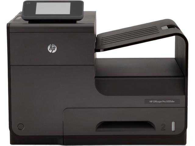 HP Officejet Pro X 551dw Up to 42 ppm Black Print Speed Up to 2400 x 1200 optimized dpi from 600 x 600 input dpi ...