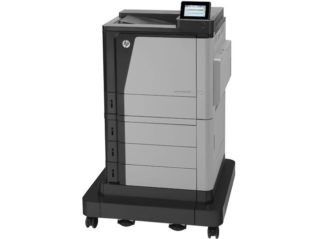 HP M651xh Up to 42 ppm 1200 x 1200 dpi Color Print Quality Color Laser Printer