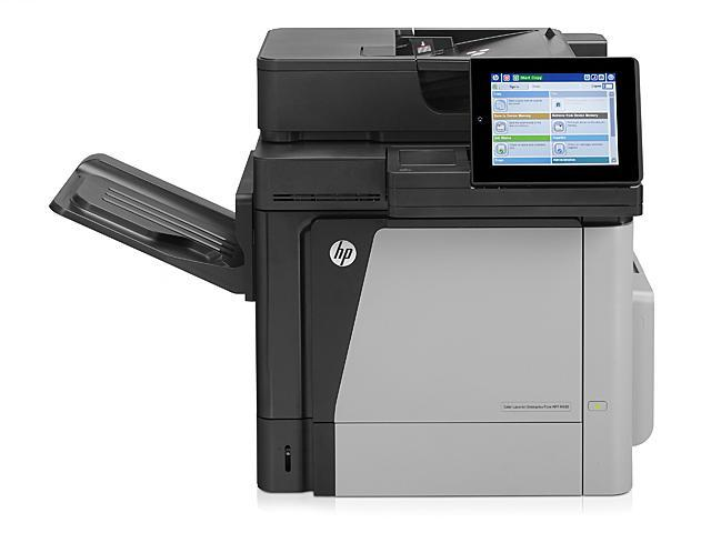 HP M680dn MFP Up to 45 ppm 1200 x 1200 dpi Color Print Quality Color Laser Printer