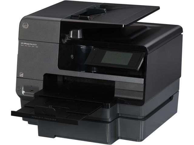 HP 8630 Up to 21 ppm (ISO) Up to 34 ppm (Draft) Black Print Speed 4800 x 1200 dpi Color Print Quality HP Thermal Inkjet ...