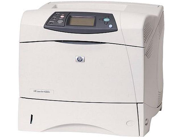 HP LaserJet 4350n Q5407A Workgroup Up to 55 ppm Monochrome Laser Printer