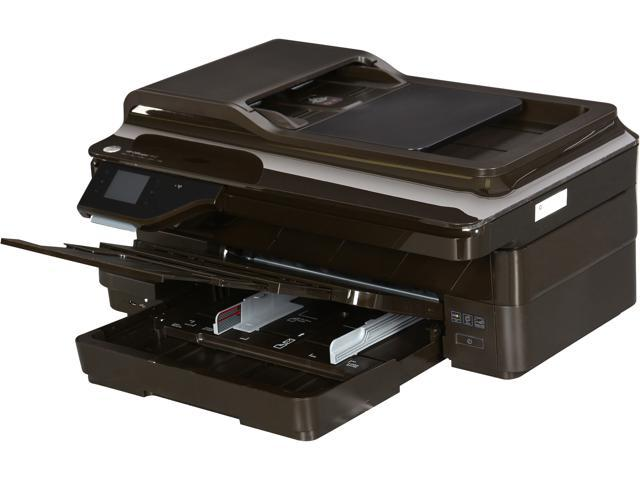 HP OJ7612 WF Up to 15 ppm Black Print Speed p to 4800 x 1200 optimized dpi color (when printing from a computer on selected ...