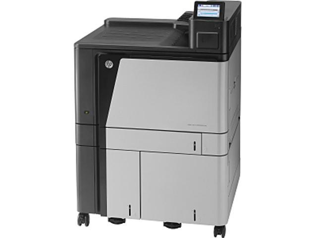 HP LaserJet M855x+ Plain Paper Print Up to 45 ppm Color Laser Printer