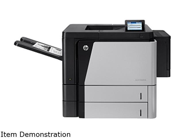 HP LaserJet M806dn Plain Paper Print Up to 55 ppm Monochrome Laser Printer