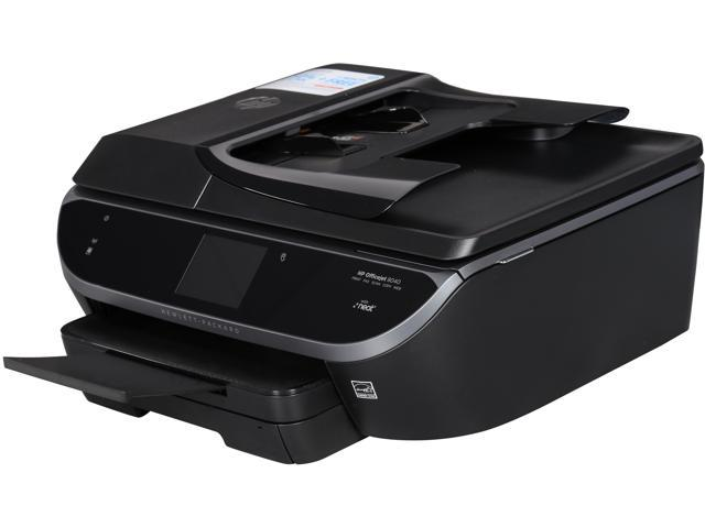 HP Officejet OJ8040 Up to 14 ppm Black Print Speed 4800 x 1200 dpi Color Print Quality built-in WiFi 802.11b/g/n Thermal Inkjet MFC / All-In-One ...