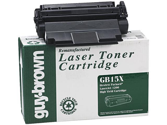 Guy Brown GB15X Laser Cartridge Black
